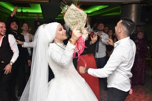 Dügün merasimi Ayşenur&Tolga