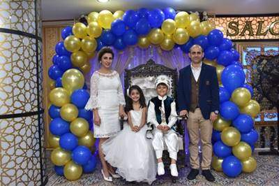 Eymen Efe'nin Sünnet Düğünü