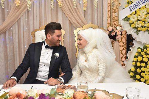 Nida&Fatih Düğün Töreni